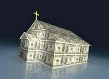 Pastores condenam o negócio dentro Igreja