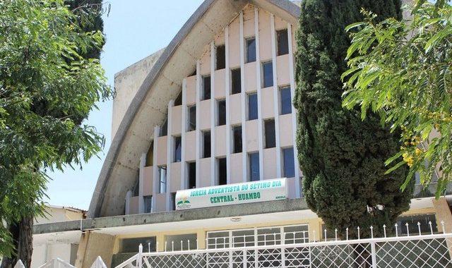 HUAMBO: IGREJA ADVENTISTA ERGUE CAMPUS UNIVERSITÁRIO