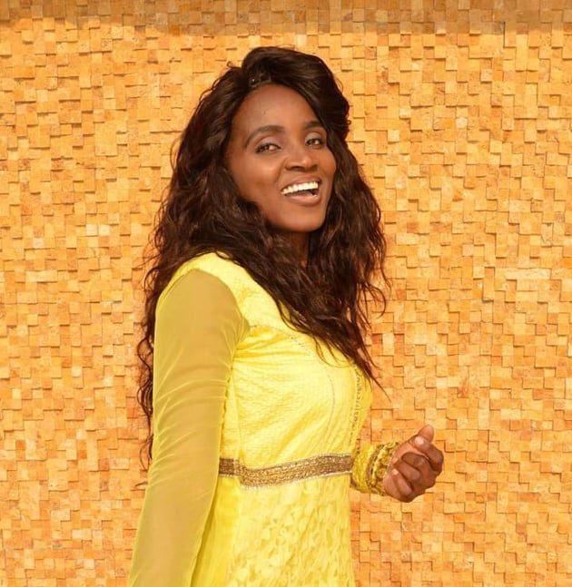 Filomena Muati,cantora gospel