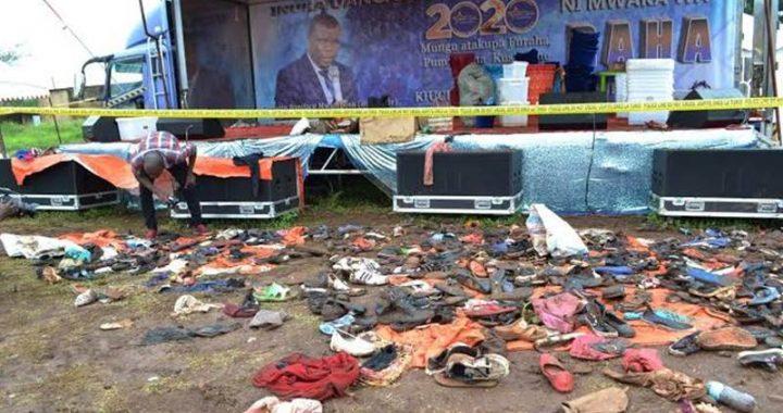 Pelo menos 20 pessoas morrem durante culto evangélico na Tanzânia