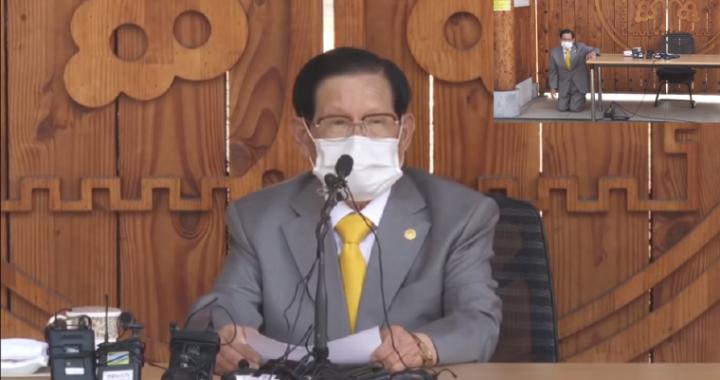 Igreja sul-coreana acusada de disseminar COVID-19 diz que membros estão sendo perseguidos, mortos