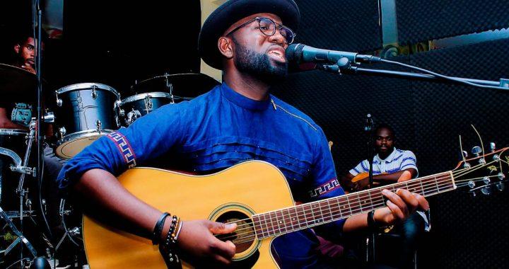 Músico Pascoal Mussungo em concerto online na Fundação Arte e Cultura