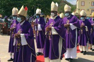 Angola vai ter Instituto Missionário ad gentes Mamã Muxima